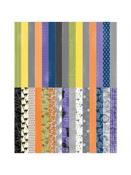 Frightful and Furry by Lauren Hinds Pocket Border Strips - Set 30