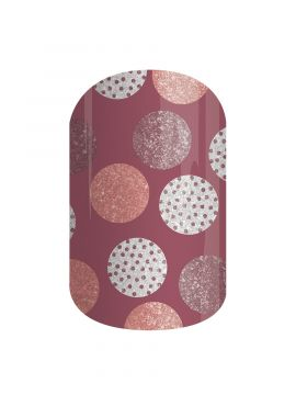 Dappling Dots - Nail Wrap