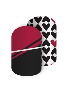 Love on the Mind - Nail Wrap