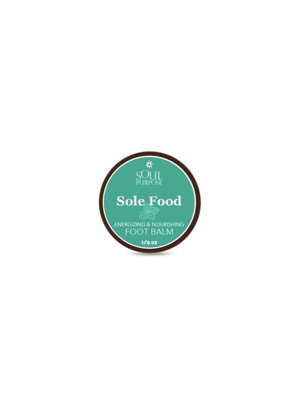Sole Food Foot Balm - 1/2 oz.