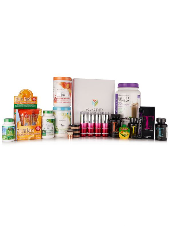 Women's Wellness CEO Mega Pak - Medium 1 Mini Kit
