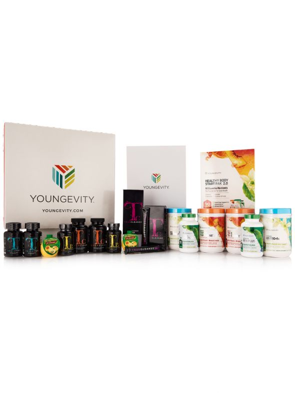 True2Life Youngevity CEO Mega Pak