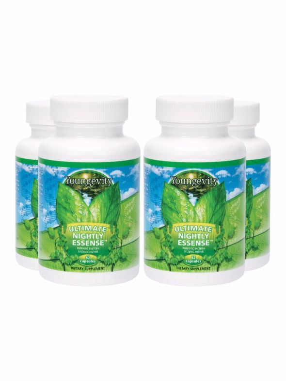 Ultimate Nightly Essense™ - 62 capsules (4 Pack)