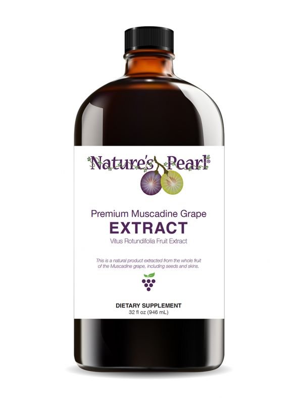 Nature's Pearl® Premium Muscadine Grape Extract