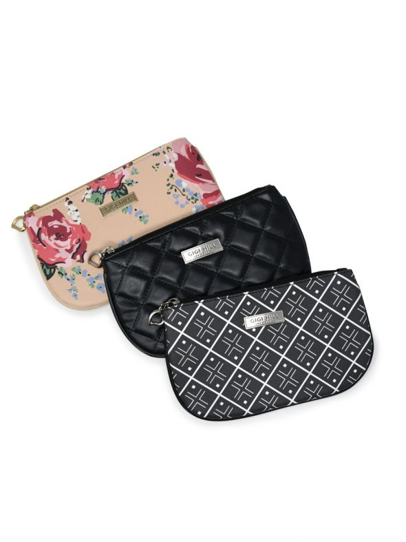 Scarlett Bundle - 3 Small Scarlett Multi-Functional Pouch