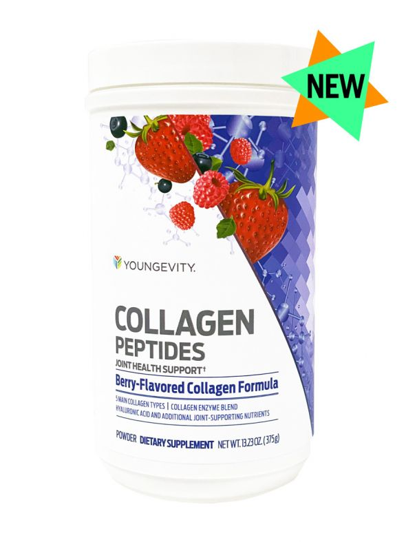Collagen Peptide Joint Health Support