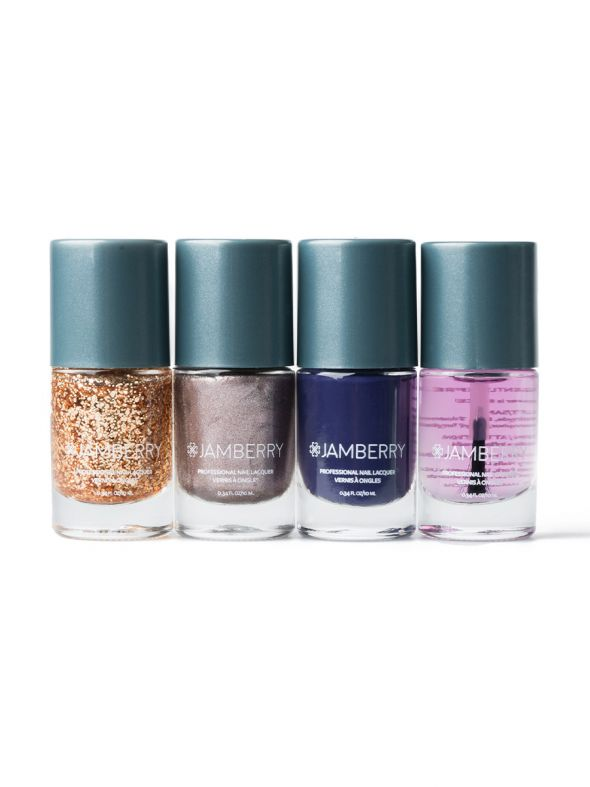 Starlit Night ColourSuite Set - Nail Lacquers