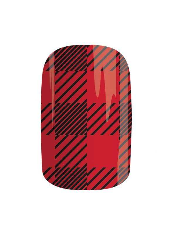 Friday Fever - Nail Gel Strips