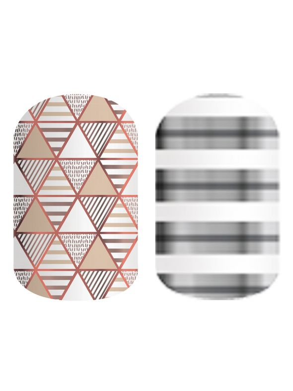 Nail Wrap StyleBox - January