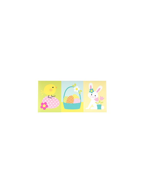 Easter Canvas Exchange