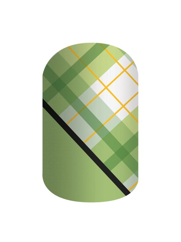 Irish-ish - Nail Wrap