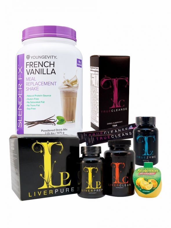 Premiere 30 Day Liver Pure Detox (French Vanilla)