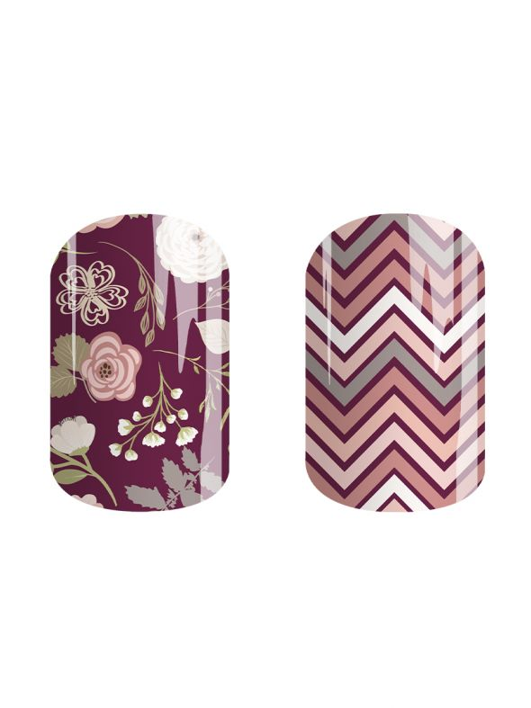 Nail Wrap StyleBox - September