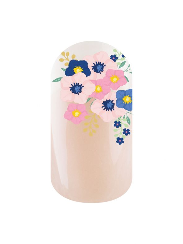 Hello Spring - Lacquer Strip