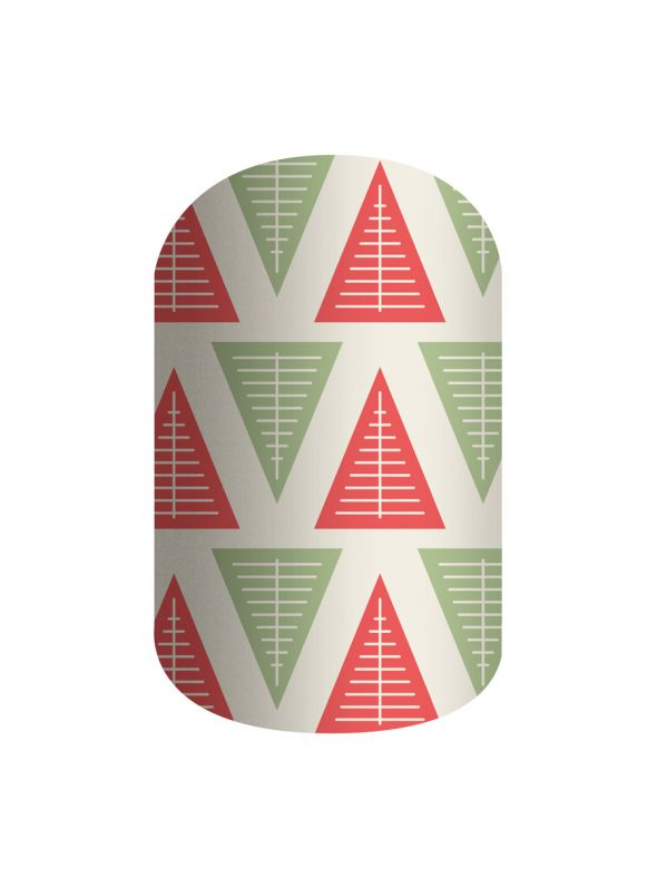 O Christmas Tree - Nail Wrap