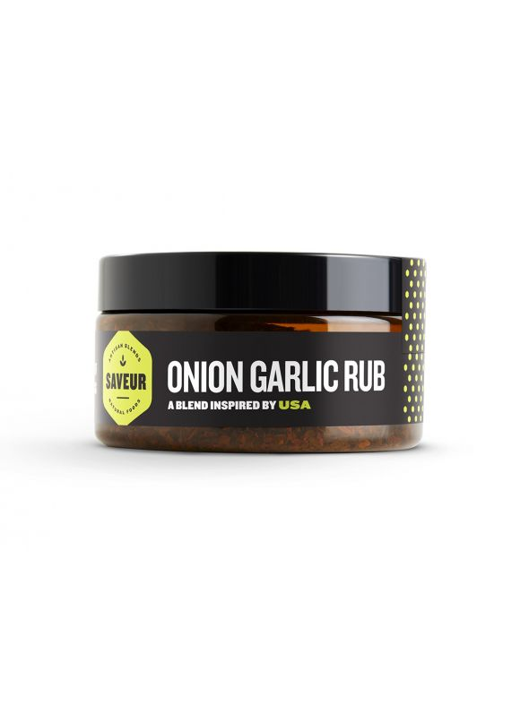 Onion Garlic Rub