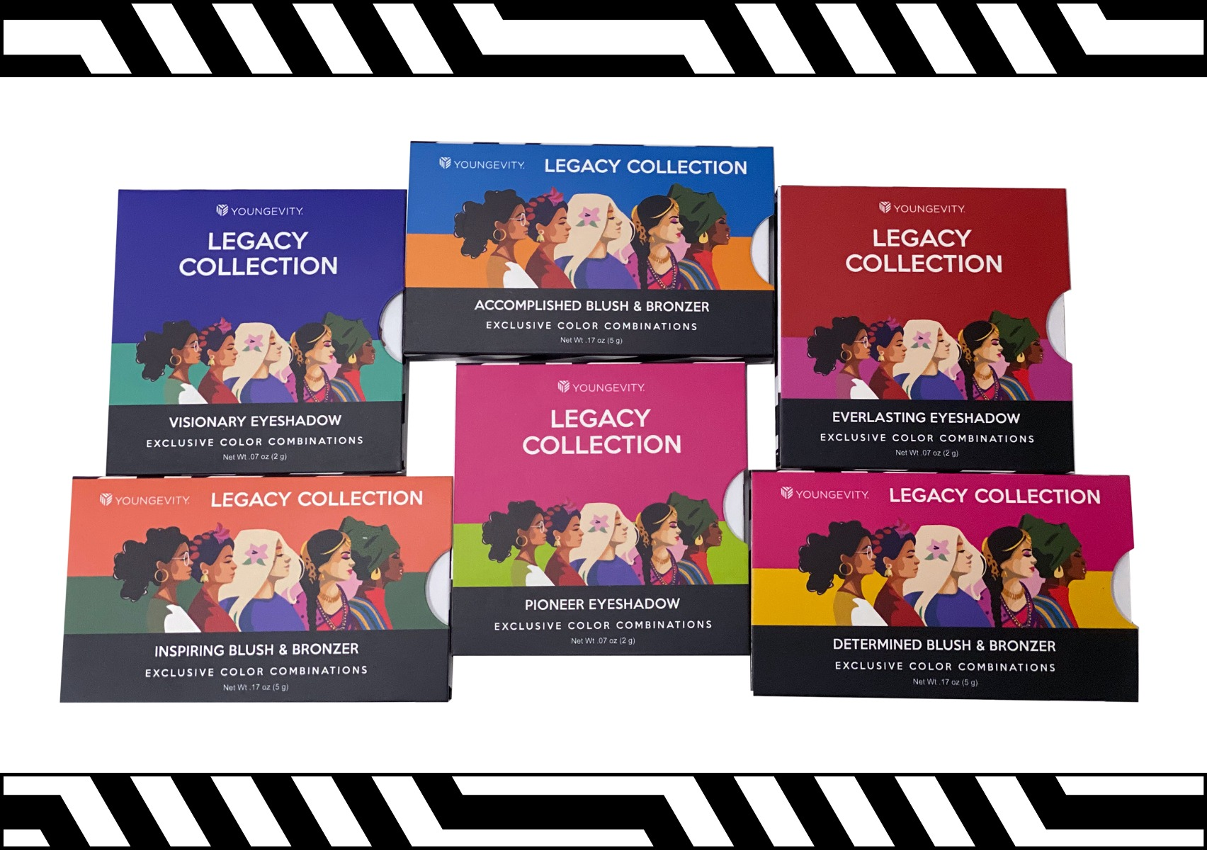 Mineral Makeup Legacy Collection