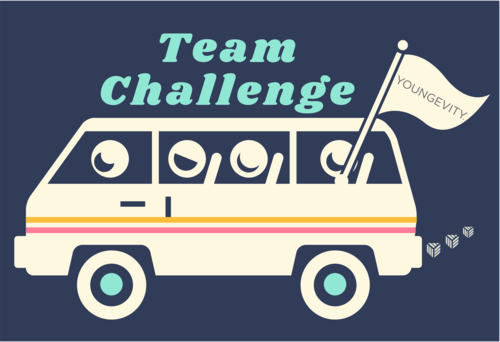 Team Challenge is Back for the Month of October
